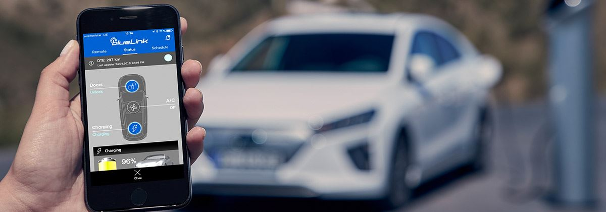 Hyundai Bluelink voor alle modellen