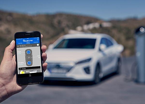 Hyundai gaat Bluelink aanbieden in alle modellen