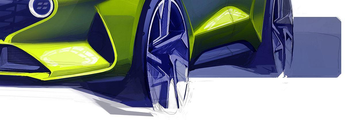 Eerste contouren van de nieuwe Hyundai i10