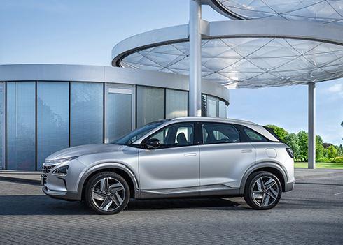 Veiligheid Hyundai NEXO en IONIQ bekroond
