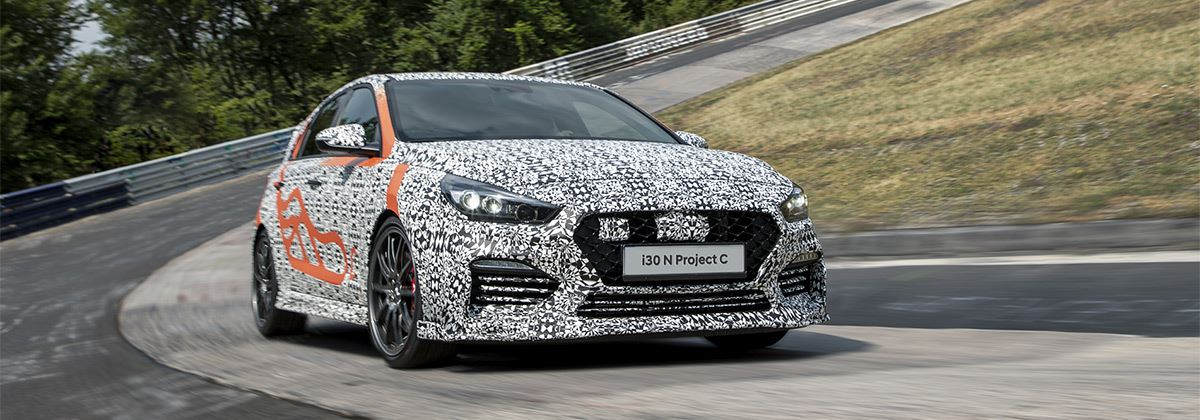 Hot hatch i30 N Project C: nóg heter dan de i30 N!