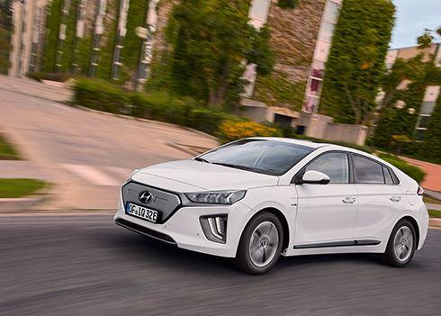Prijzen vernieuwde Hyundai IONIQ bekend