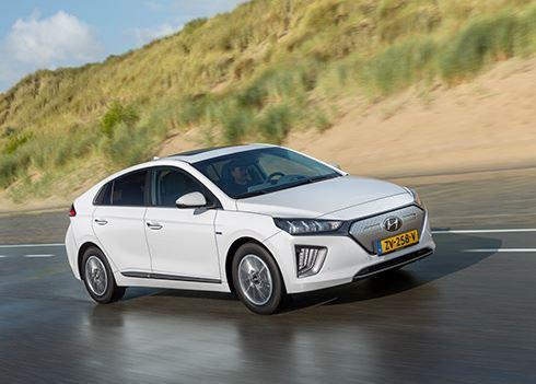 Hyundai TV: maak kennis met de nieuwe IONIQ Electric