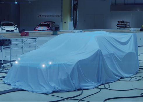 Hyundai Motorsport onthult elektrische raceauto op IAA 2019