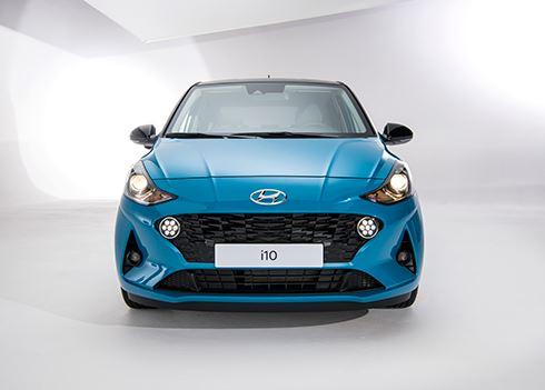 Hyundai TV: dit is de nieuwe Hyundai i10