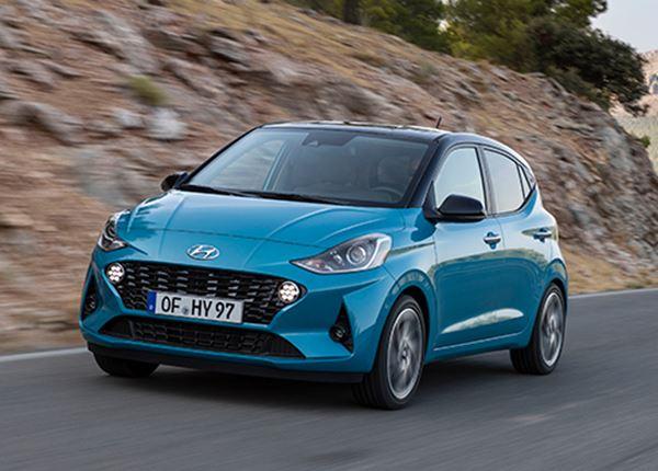 Nieuwe Hyundai i10: groter, ruimer, veiliger en slimmer