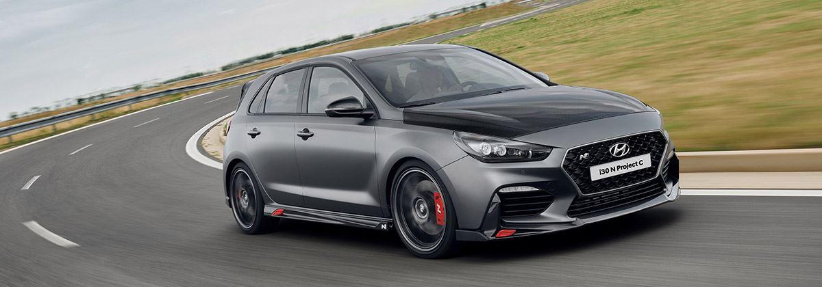 Werelddebuut Hyundai i30 N Project C op IAA