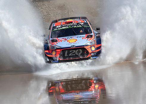 Rallyteam verstevigt leiding in WK-stand constructeurs