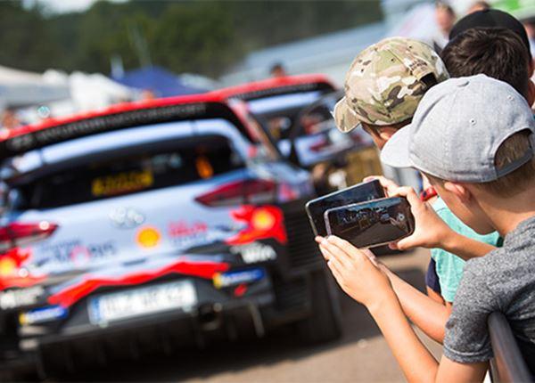 Rallyteam gaat vol voor de wereldtitel