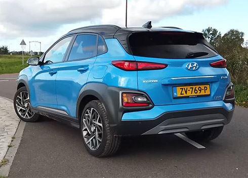 VIDEO: zo rijdt de KONA Hybrid