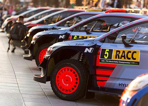 Strijd om wereldkampioenschap rally nadert apotheose