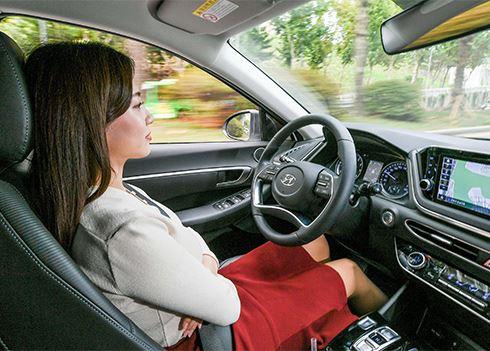 Zo werkt zelflerende Smart Cruise Control van Hyundai
