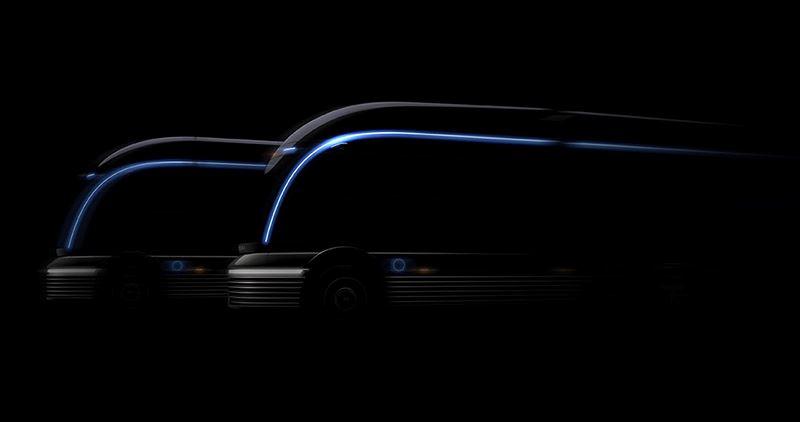 De HDC-6 NEPTUNE is een studiemodel die Hyundai's kijk op design en brandstofceltechniek voor trucks toont.