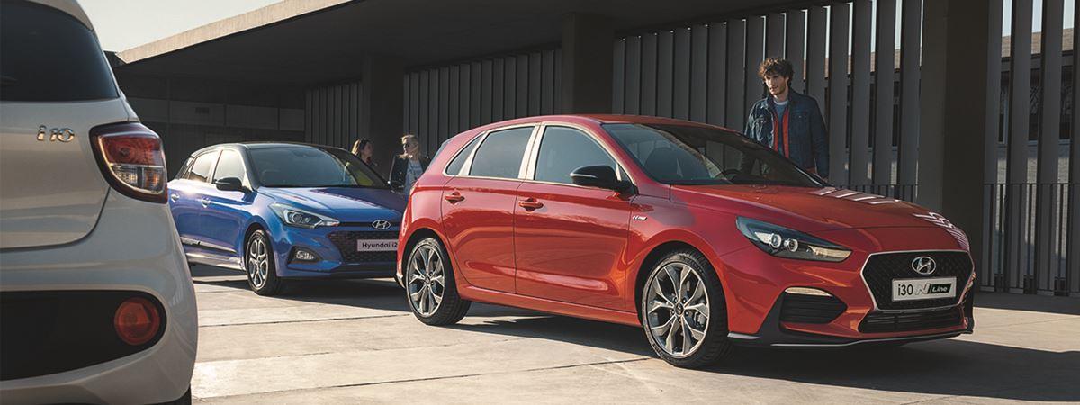 Durf jij een proefrit te maken in een nieuwe Hyundai?