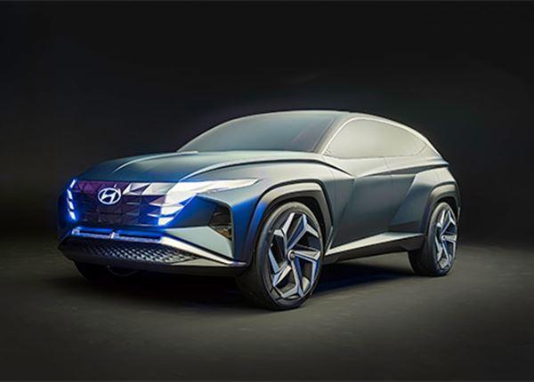 Hyundai onthult plug-in hybride SUV