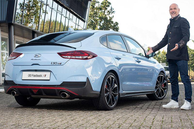 Rob Kamphues: 'Het ambassadeurschap betekent dat ik in alle Hyundai's ga rijden, ook de elektrische en waterstof-elektrische auto's.