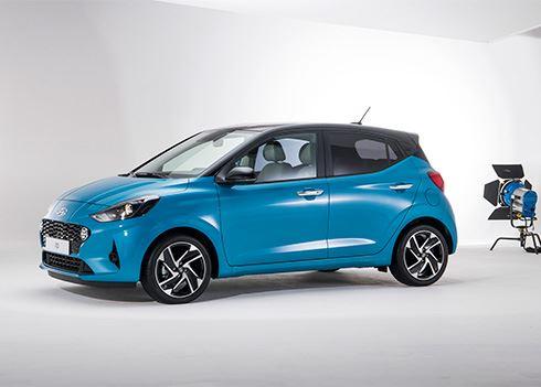 Dit zijn de prijzen van de nieuwe Hyundai i10