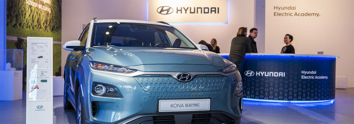 Hyundai opent Electric Academy pop-up store in Batavia Stad