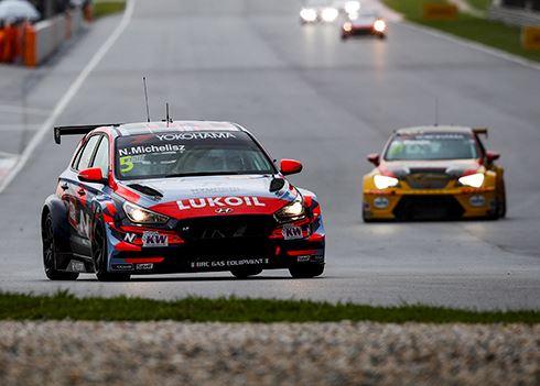 Norbert Michelisz in een Hyundai i30 N TCR naar de wereldtitel