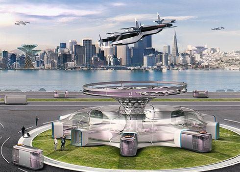 Hyundai showt 'vliegende auto' op CES 2020