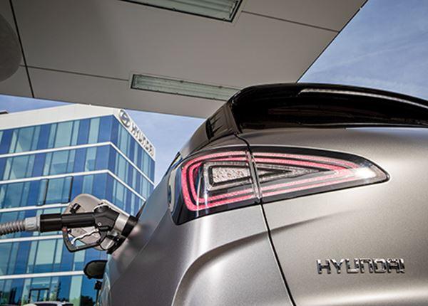 Hyundai ambitieus de toekomst in met waterstof en elektrisch