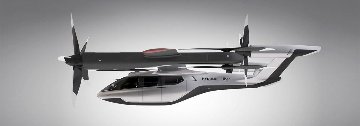 Hyundai presenteert vliegende auto op CES 2020