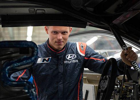 Ott Tänak wil Hyundai aan wereldtitel helpen