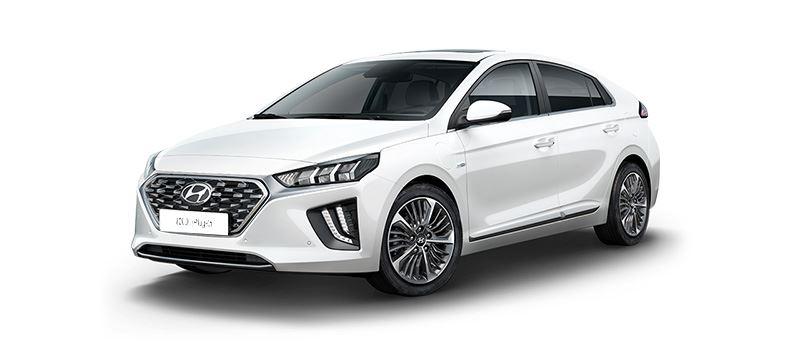 De Hyundai IONIQ Plug-in Hybrid kan in de volledig elektrische modus tot wel 52 km afleggen.