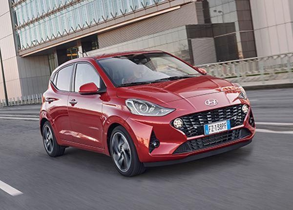 Media enthousiast over nieuwe Hyundai i10