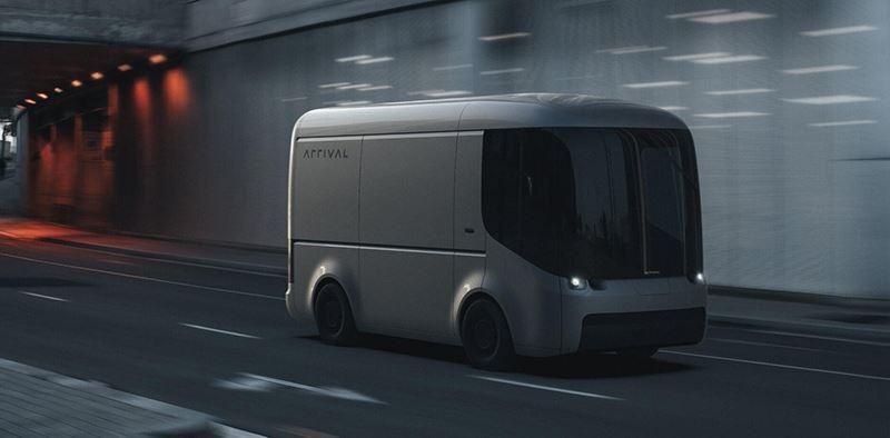 Hyundai wil elektrische bedrijfswagens bouwen op het schaalbare platform van Arrival.