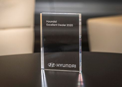 Hyundai reikt Excellent Dealer Awards 2020 uit