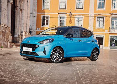 Telegraaf: 'Nieuwe Hyundai i10 is de meest volwassen supermini van het moment'