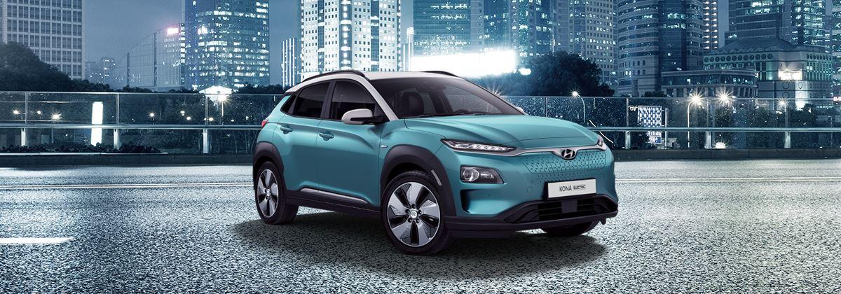 Korte levertijd Hyundai KONA Electric