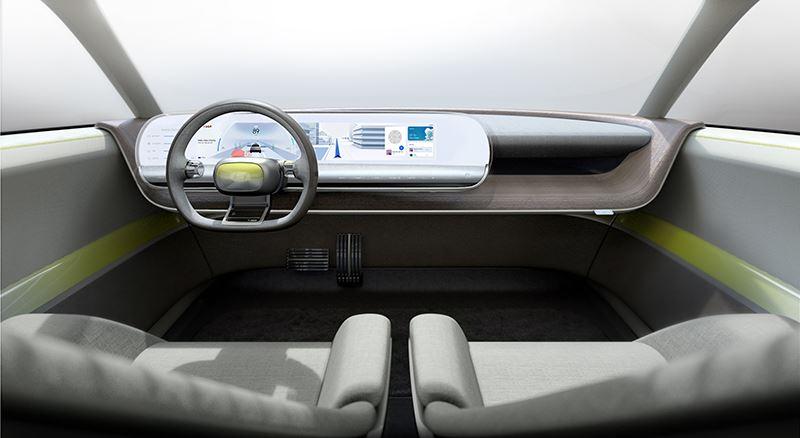 Het bijzondere design van de Hyundai 45 was reden voor Wallpaper Magazine het studiemodel uit te roepen tot beste concept car.