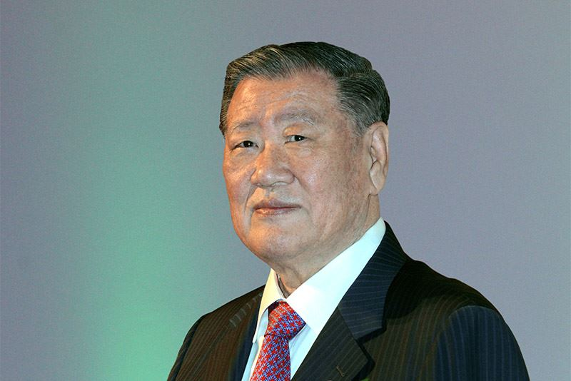 President en CEO van Hyundai Motor Group Mong-Koo Chung treedt toe tot de Automotive Hall of Fame.