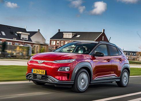 Hyundai lanceert verbeterde KONA Electric