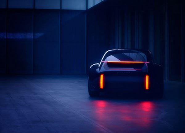 Hyundai onthult binnenkort New Concept EV Prophecy