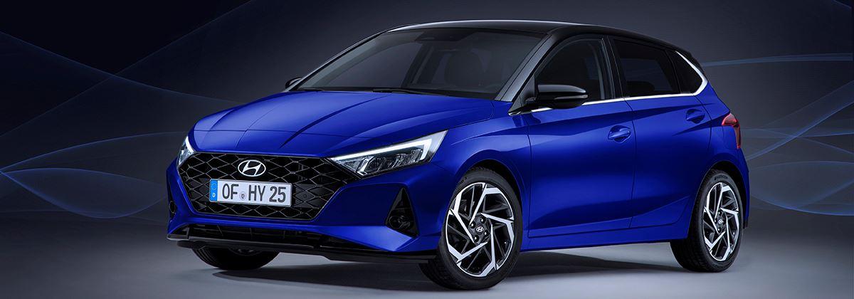 Highlights nieuwe Hyundai i20