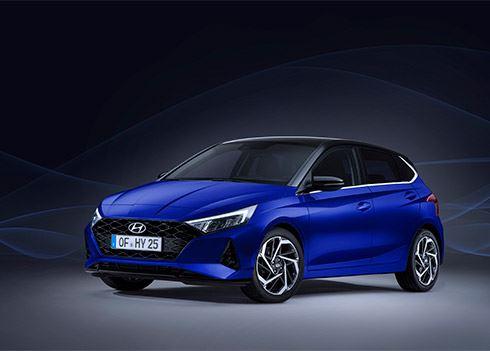 Nieuwe i20: verleidend design en geavanceerde technologie