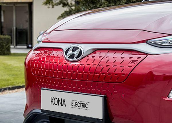 Volkskrant over de KONA Electric: 'Een puike e-wagen die technologisch voorop rijdt'