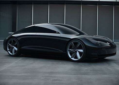 Hyundai onthult concept car Prophecy