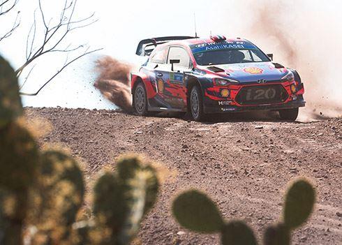 Rally van Mexico: wordt het genieten of afzien voor onze coureurs?
