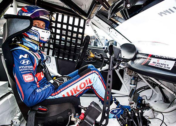 Nick Catsburg ook in 2020 met Hyundai in WTCR