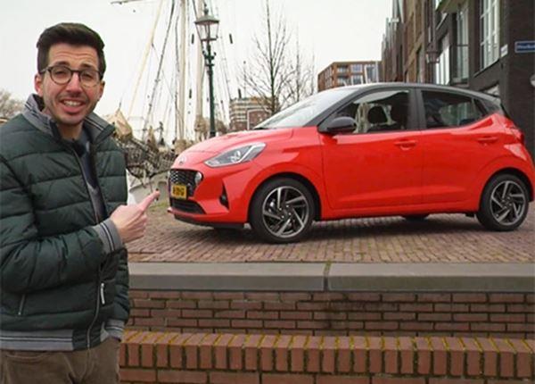 RTL Autowereld over de i10: van 'auto voor erbij' naar 'enige auto'