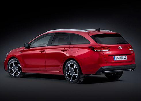 Hyundai maakt meer details vernieuwde i30 bekend