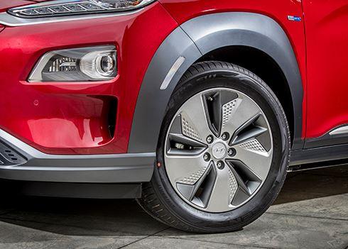 KONA Electric verslaat Tesla Model S, Jaguar I-Pace, Mercedes-Benz EQC en Renault Zoe