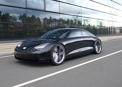 Meer details over concept car Prophecy