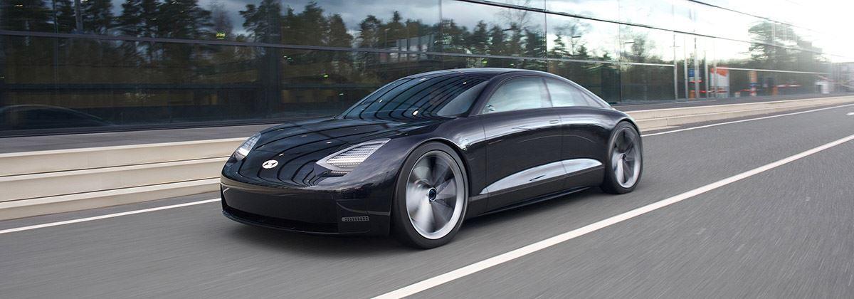 Meer details over concept car Prophecy
