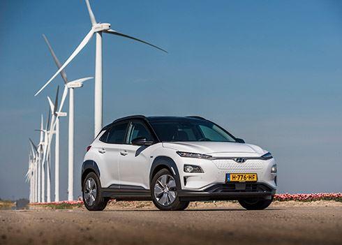 Partnerschap Hyundai en Vattenfall