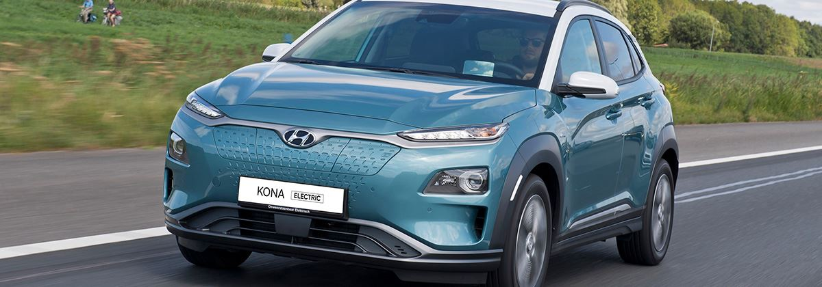 KONA Electric ontkracht misvattingen over elektrische auto's